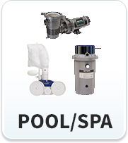 Genuine Pool and Spa Replacement Parts