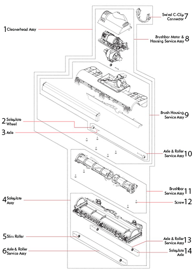 electrolux induction cooktop wiring diagram