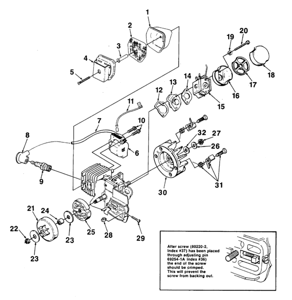 qualcast electric chainsaw instruction manual