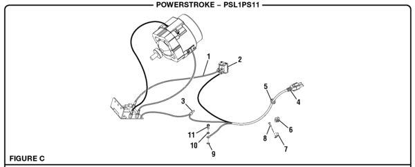PowerStroke PSL1PS11