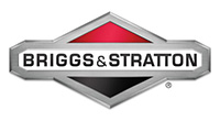 Briggs & Stratton Decal, Front Wheel #BS-7103962YP