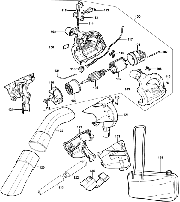 Vac Type 3 Parts And