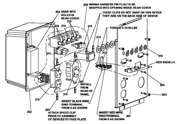coleman powermate wiring diagram
