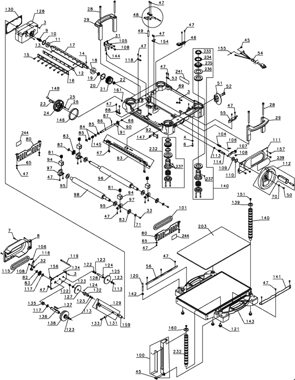 De Walt Power Tool Wiring Diagram