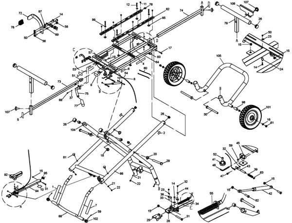 Electrical Wiring Tattoos besides Basic Protein Structure Diagram likewise Wiring Diagram Manual For Yamaha 703 Control 41168 together with Dewalt Miter Saw Parts Diagram also Lincoln Electric Ranger 8 Parts Diagram. on beta wiring diagram