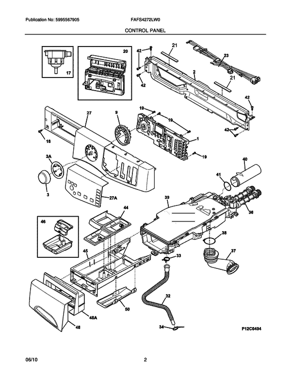 FAFS4272LW0 2 electrolux washer fafs4272lw0 wiring schematic diagram wiring  at highcare.asia