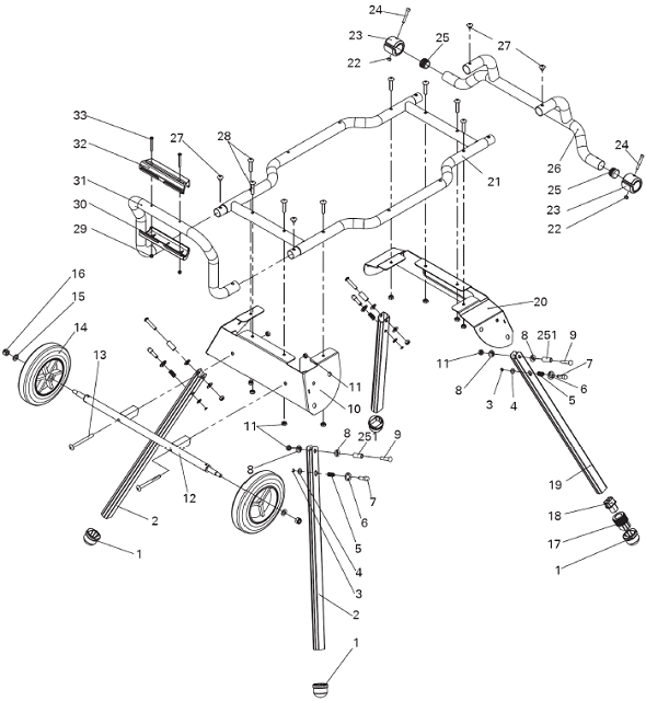 Hitachi 371608 Supporting Seat