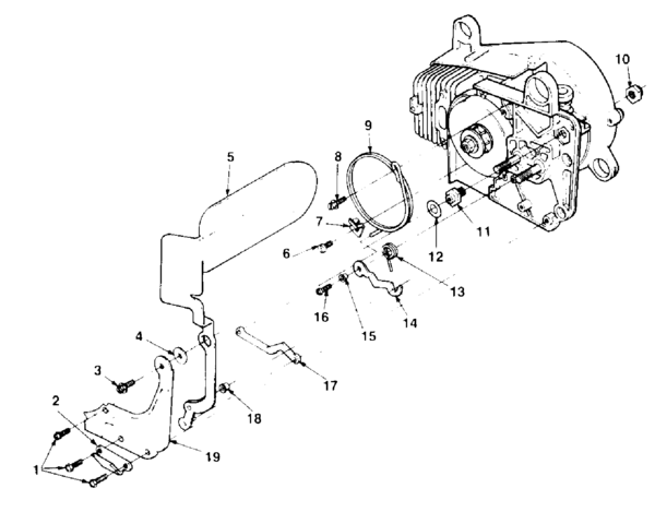Homelite 330 Chainsaw Engine Diagram Enthusiast Wiring Diagrams
