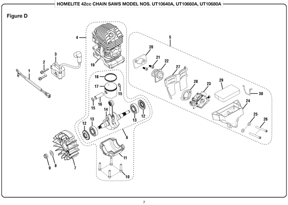 Homelite 340 Carb Diagram Electrical Wiring Diagrams. Homelite 340 Chain Saw Ut 10660 A Parts And Accessories Partswarehouse Zama Carb Diagram. Wiring. Homelite Z825sd Parts Diagram At Scoala.co