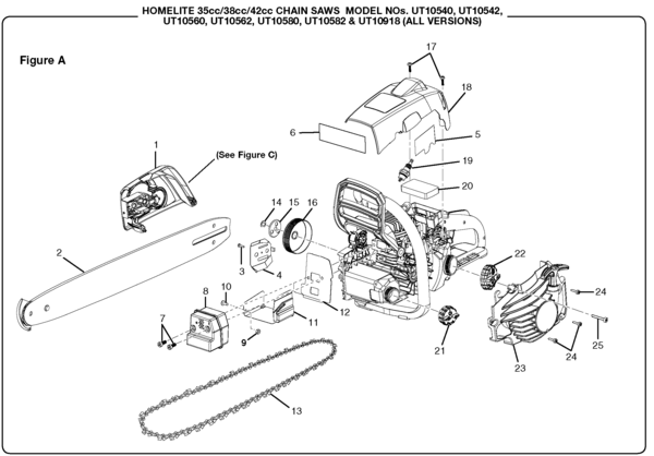Homelite Chainsaw Ignition Wiring Diagram - Wiring Diagram ... on