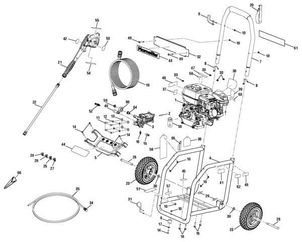 Pressure Washer Unloader Valve Diagram together with 79 Chevy Truck Wiring Diagram furthermore Pressure Washer Unloader Valve Diagram additionally Reddy Heater Pro 170t Wiring Diagram as well Corvette Headlight And Wiper Door Vacuum Actuator Relay 1968 1982. on all pro heater wire diagram