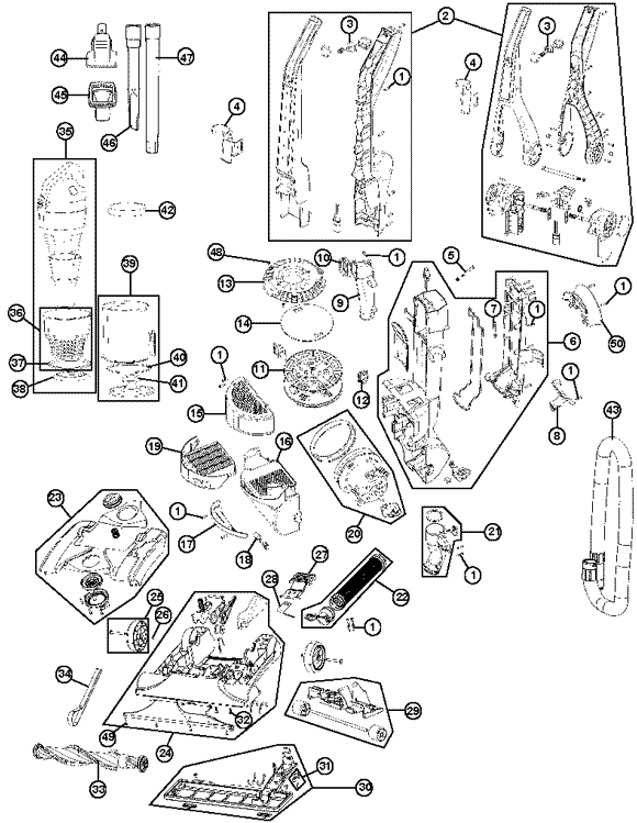 Hoover Uh70120 Parts Diagram Nemetas Aufgegabelt Info