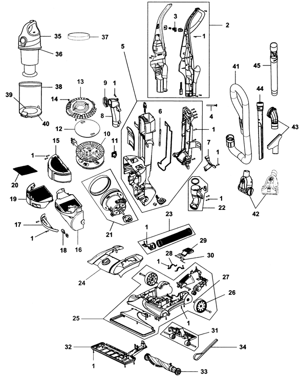 3652 furthermore 6728 in addition 3466 together with Hoover Wiring Diagrams likewise 2970. on eureka vacuum wiring diagram