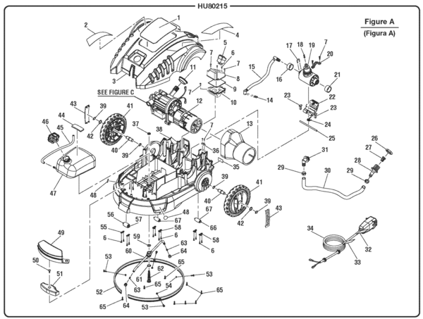 Pressure Washer Wiring Harness Fusebox Faq Porsche Wiring Harness