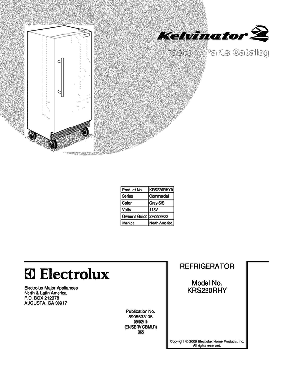 Kelvinator KRS220RHY0 Commercial Refrigerator Parts and ... on traulsen refrigerator wiring diagrams, kenmore refrigerator wiring diagrams, ge refrigerator wiring diagrams, frigidaire refrigerator wiring diagrams, general electric refrigerator wiring diagrams, amana refrigerator wiring diagrams, haier refrigerator wiring diagrams, kitchenaid refrigerator wiring diagrams, whirlpool refrigerator wiring diagrams, electrolux refrigerator wiring diagrams,