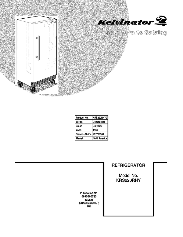 Kelvinator krs220rhy2 refrigerator parts and accessories at kelvinator krs220rhy2 cheapraybanclubmaster Image collections