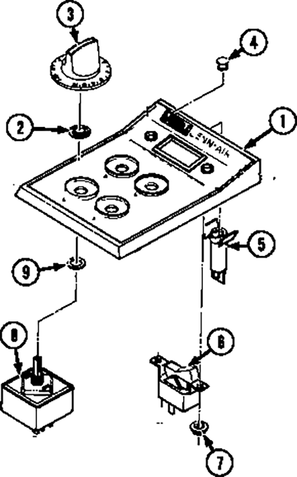 Wiring Diagram For Jenn Air Cooktop from www.partswarehouse.com