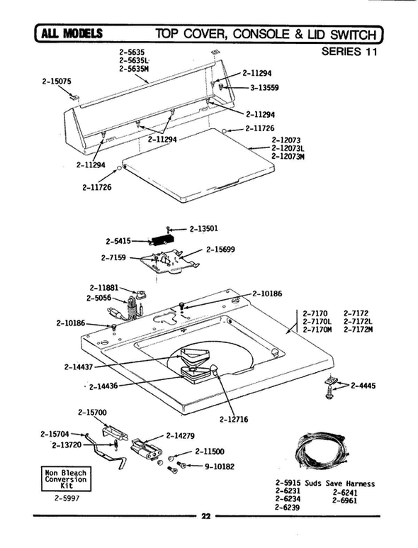 Automotive Wire Harness Clam