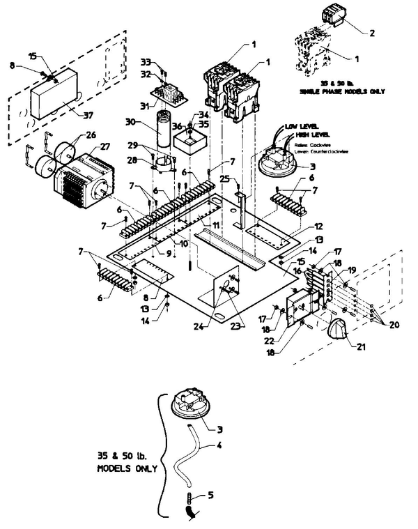 Maytag Single Phase Motor Wiring Diagram