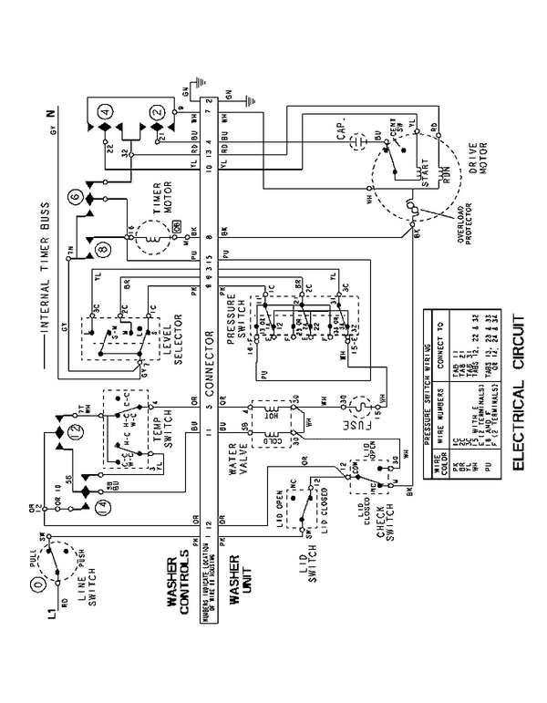 repair whirlpool refrigerator wiring diagram with Kenmore Laundry Center Parts Diagram on Lavadora Kenmore Gira Un Solo Lado T965212 likewise Amana Refrigerator Electrical Schematic together with Appliance also Lg Front Load Washer Parts Diagram together with Lg Filter Assembly 6201ec1006t Ap5251356.