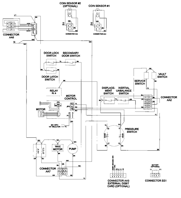 maytag dryer med9800tq0 electrical diagram