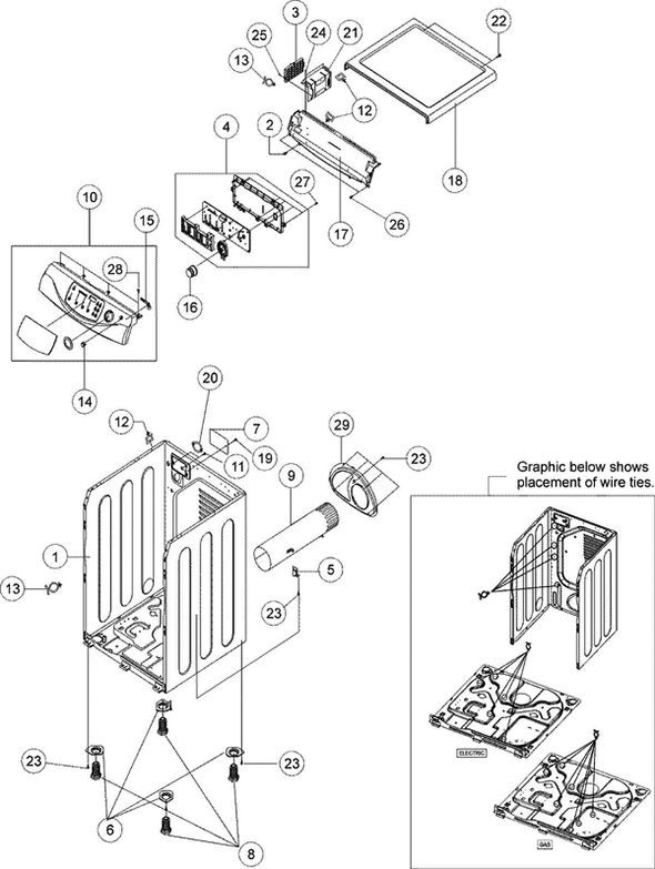 2010 kenmore elite dryer heating element wiring diagram