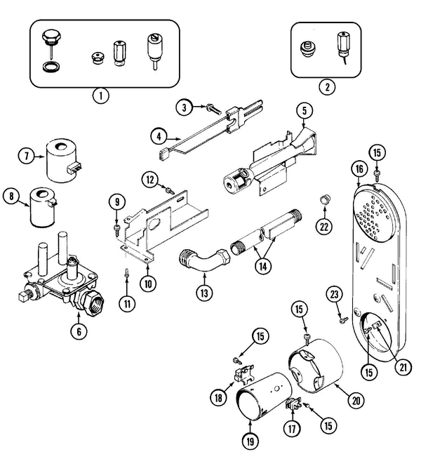 Maytag Mdg8400aww Dryer Parts And Accessories At Partswarehouse