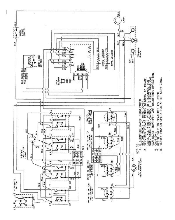 tag burner per5710baq wiring diagram wiring diagram for you • tag per5710baq standing electric range parts and accessories rh partswarehouse com