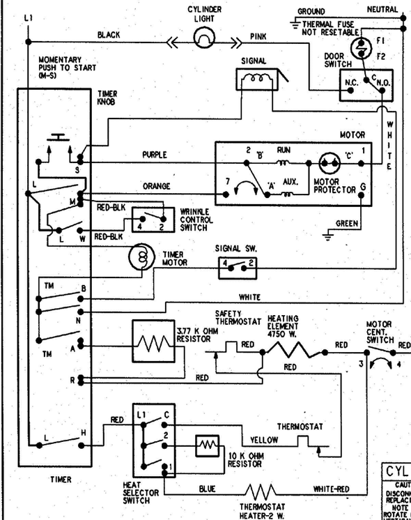 Fantastic maytag dryer wiring diagram mdg6700aww image collection luxury very best maytag dryer wiring diagram sample images asfbconference2016 Images