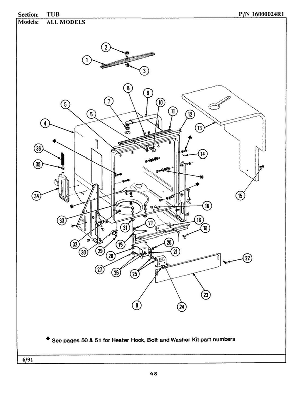Lesco Mower Parts Diagram 36