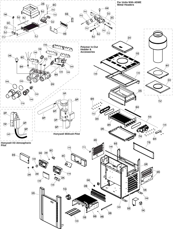 Raypak 1529 Wiring Diagram