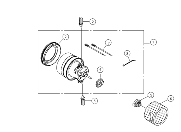 riccar 8905 parts  u0026 vacuum repair diagrams