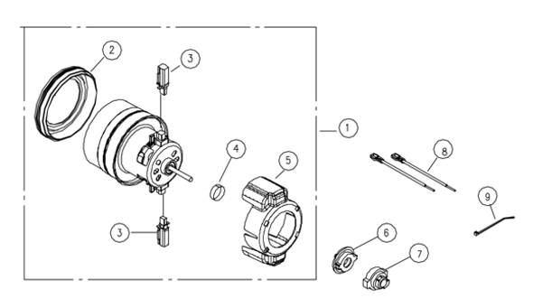 riccar 8920 parts  u0026 vacuum repair diagrams