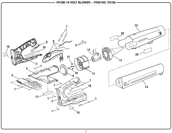 ryobi blower parts pictures to pin on pinterest