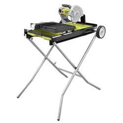 Ryobi Ws750l Tile Saw Parts And Accessories Partswarehouse