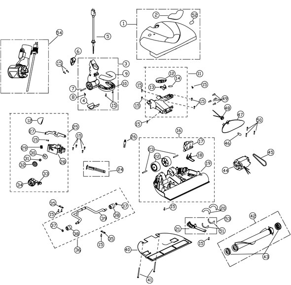 SPBPN 1 simplicity spbpn power nozzle parts Simplicity Lawn Tractor Wiring Diagram at love-stories.co