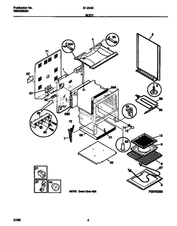 Wiring Diagram Oven Selector Switch Imgs