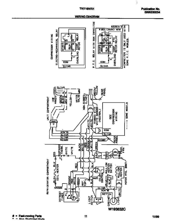 tappan compressor start relay diagram   37 wiring diagram
