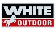 White Outdoor Yard Parts and Accessories