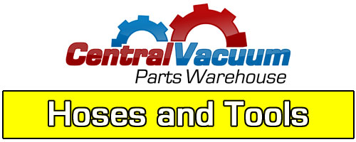 central vacuum accessories and tools