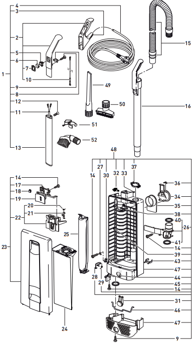 ford 1715 parts diagram