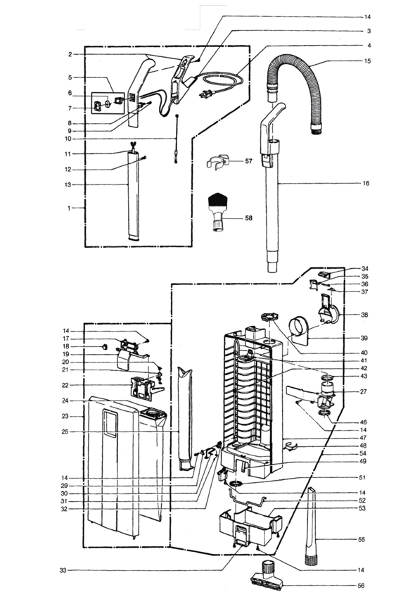 diagrams wiring   filter queen vacuum