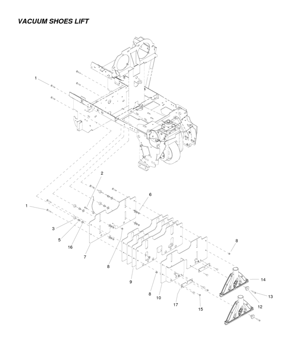 Windsor Chariot Iextract Repair Parts Diagrams Partswarehouse